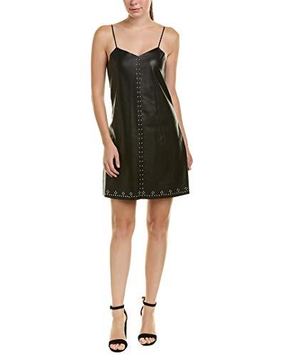 [BLANKNYC] Women's VEGAN LEATHER DRESS Dress, -Close the deal, M