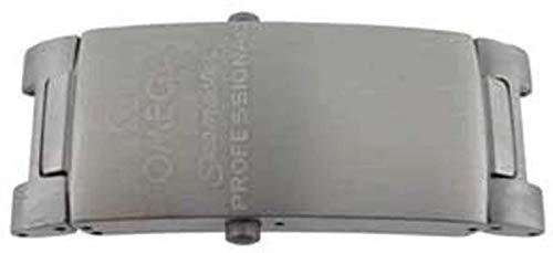 Autentico bracciale Omega Watch Clasp, titanio, Omega 117TI1610930
