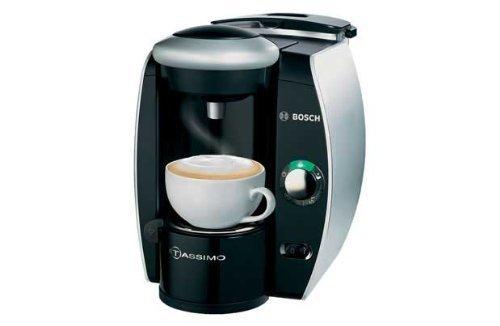 Tassimo von Bosch T40 Fidelia Multi Getränke Machine - Silber.