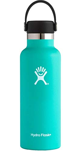 Hydro Flask 18 oz Water Bottle | Stainless Steel & Vacuum...