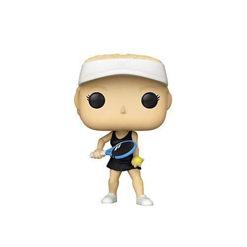 Funko- Pop Tennis Legends-Amanda Anisimova 2020 Figura da Collezione, Multicolore, 49894