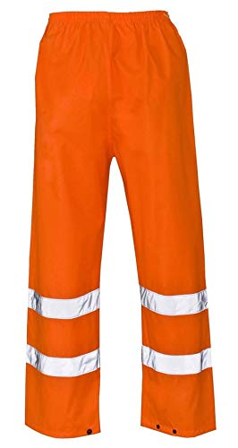 Fast Fashion High Visibility Reflective Tape Pant Hi Viz Vis waterdichte broek