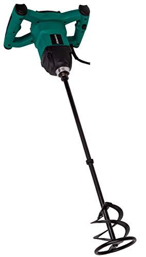 VONROC Farb- / Betonmischer 1200W - Soft Start - 3m Gummikabel - Inklusive Rührstab 120x600mm