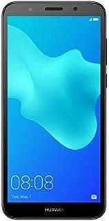 Huawei Y5 Prime 2018 Dual SIM - 16GB, 2GB RAM,4G LTE, Black