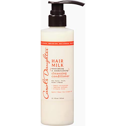 Curly Hair Products by Carol's Daughter, Hair Milk Sulfate Free Cleansing Conditioner For...