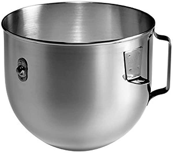 KitchenAid K5ASBP Bowl For 5 Quart Professional Stand Mixer