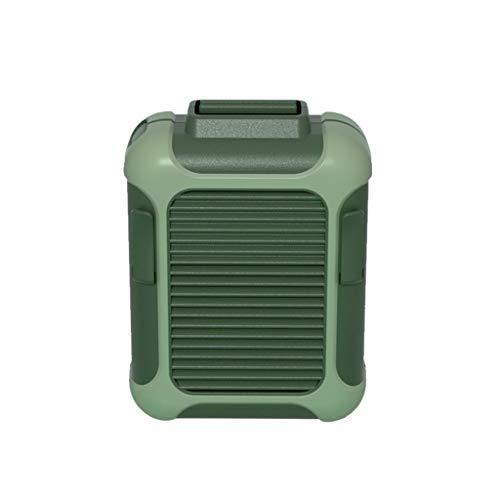 USB-Lüfter Wiederaufladbare Lüfter, Elecenty Ventilator Hängen Sie die Taille Kühlung Bequeme Klimaanlage Kühler Luftzirkulator