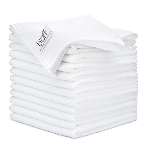 """12"""" x 12"""" Buff Pro Multi-Surface Microfiber Cleaning Cloths 