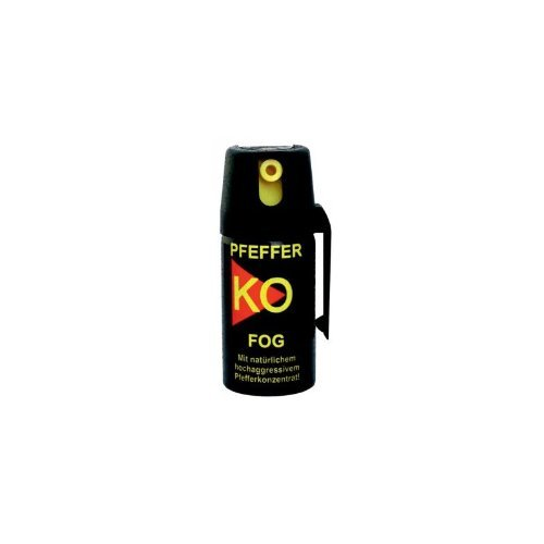 Tierabwehrspray Ballistol Pfeffer-KO 40ml FOG Spray im Blister
