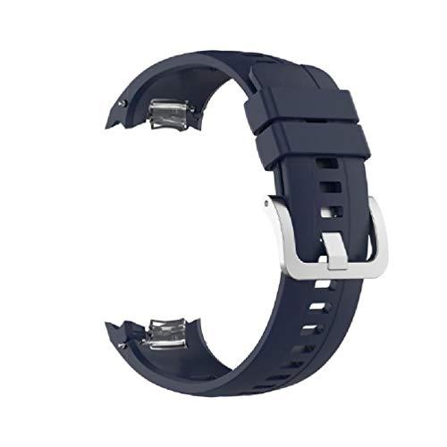 Team99 - Correa de repuesto para reloj deportivo de silicona compatible con Huawei Honor GS Pro Smart Watch ajustable