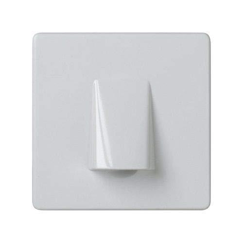 Salida de cable ancho Simon 27 Play Blanco