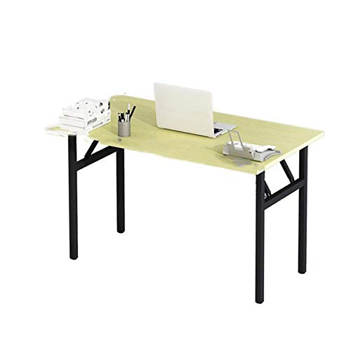 Folding Wooden Computer Desk Laptop Desk Portable for Home Office Modern Simple Writing Table PC Desk Study Table Furniture