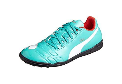 Puma EvoPOWER 4 TT Jr Sneaker jongens voetbal/laarzen