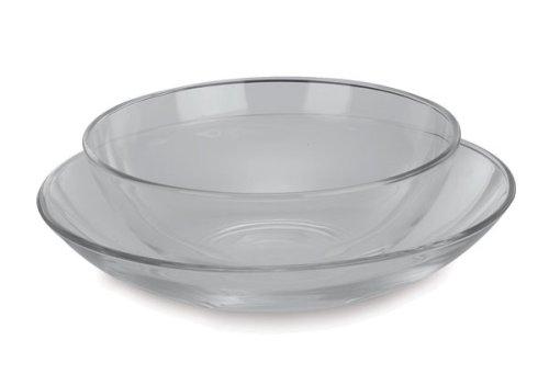 Schott Zwiesel Glasserie Arrondi, glazen schaal, 17cm