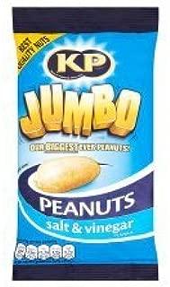 KP Jumbo Salt & Vinegar Peanuts 180G