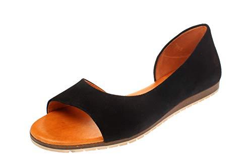 Apple of Eden SS20-CELTA 1 - Damen Schuhe Freizeitschuhe - Black, Größe:38 EU
