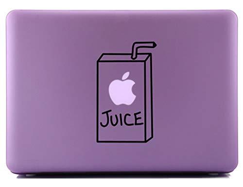 Apple Juice Box Decorative Laptop Skin Decal