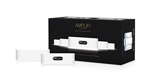 Ubiquiti AmpliFi Instant Kit (1 Router + 1 MeshPoint) 802.11ac, 802.11n, 802.11a, 802.11b, 802.11g