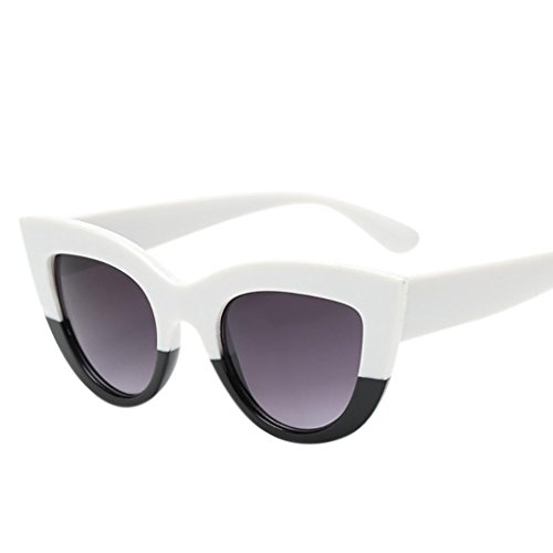Gusspower Mujer Gfas De Sol Gafas Gato Ojos Polarized,Retro Moda Estilo Vintage Gafas Para Mujer (G)