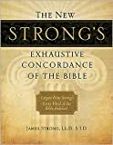 Best Bible Concordances - The New Strong's Exhaustive Concordance of the Bible Review