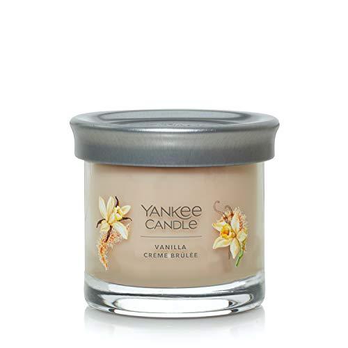 Yankee Candle Vanilla Crème Brulée Signature Small Tumbler Candle