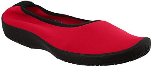 Arcopedico Lolita Zapato para mujer, Rojo (Rojo), 39.5/40 EU