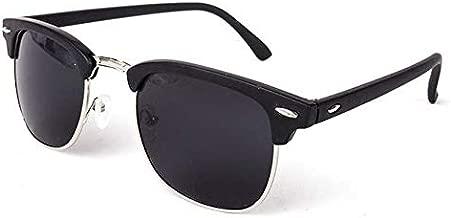 كلوب ماستر نظارات شمسية للجنسين، اسود