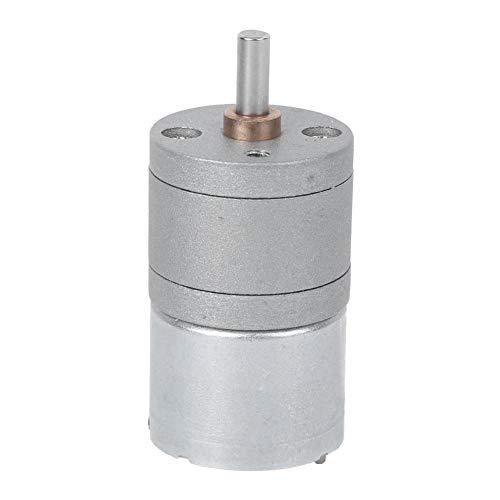 Mini Motor DC JGA25-310 Motor DC Brush High Torsion Bajo Ruido 6V12V...