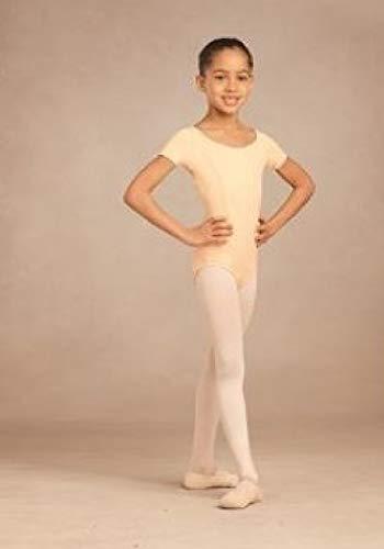 Capezio Gymnastikdräkt för barn MC400C – persika – I (6 år)