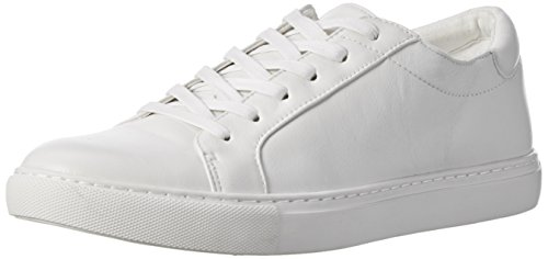 Kenneth Cole New York Women's Kam Fashion Sneaker, White, 6 M US