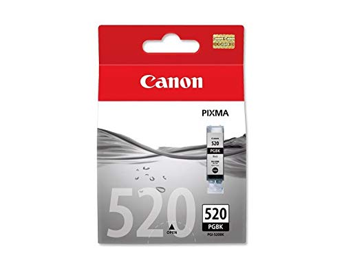 1 Original Druckerpatrone schwarz für Canon Pixma MP560 Tintenpatronen