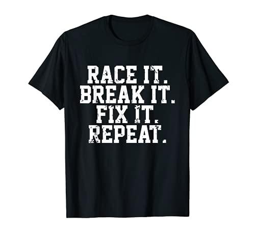 Rennen Es Break It Fix It Wiederholung...