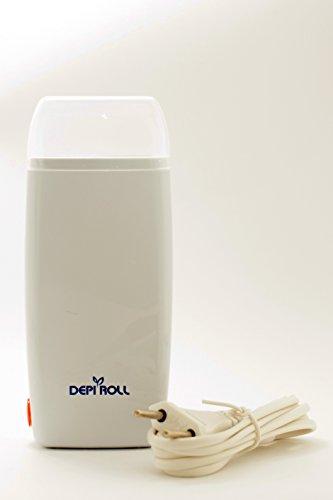 Aparelho Aquecedor de Refil Roll On Bivolt, Depiroll, Branco