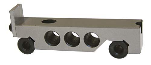 Sinuslineal mit Stützzylindern 100-200 mm