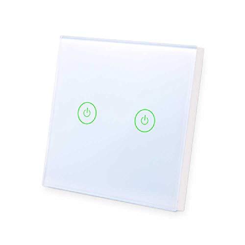 Zhuao Life Smart schakelaar, wandlamp touch-schakelaar, draadloze afstandsbediening schakelaar