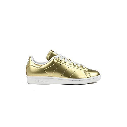 Calzado Deportivo para Mujer Adidas Stan Smith Color Gold Talla 36