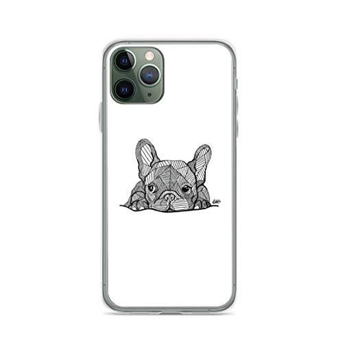French Bulldog Puppy Phone Case Compatible with iPhone 12 11 X Xs Xr 8 7 6 6s Plus Mini Pro Max Samsung Galaxy Note S9 S10 S20 Ultra Plus