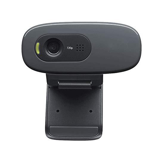 HD Webcam, HD Vid 720P Webcam Met Micphone USB 2.0 Met 3 Megapixels HD Video Webcam Voor PC Laptop Geschikt Voor Thuis En Op Kantoor