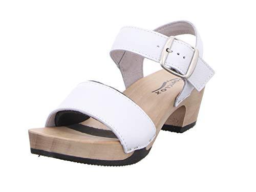 Softclox Damen Sandaletten Kea 3380 weiß weiß 615297
