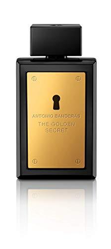 ANTONIO BANDERAS colonia the golden secret frasco 100 ml