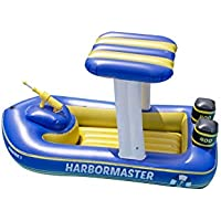 Swimline 90754 Harbor Master Patrol Boat with Pump Action Squirter (67