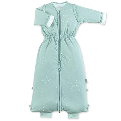 BEMINI Saco de dormir acolchado de 18-36 meses, diseño de 3 estrellas