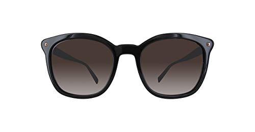 MAX MARA Sonnenbrille MMNEEDLEIII Damen Schmetterling Sonnenbrille 52, Schwarz