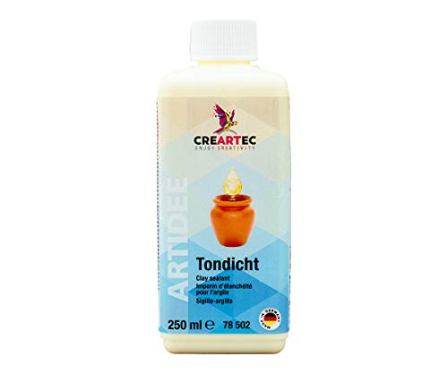 CREARTEC - Tondicht - 1-Komponenten Versiegelung - 250 ml - Made in Germany