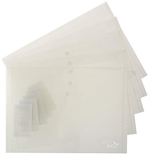 Rapesco Documentos - Carpeta A4+ fabricada con materiales ec