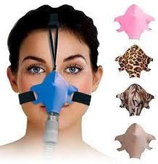 Sleepweaver Sleep Mask - positive airway control (Blue) by Sleep Weaver