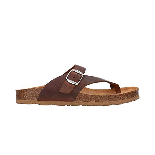 Sandalias de Cuero Fabricadas en España Yokono Mabul 013 Cuero