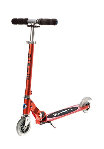 Micro Mobility SA0025 Sprite Tretroller, Rot