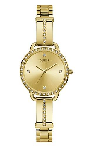Crystal Bangle Watch