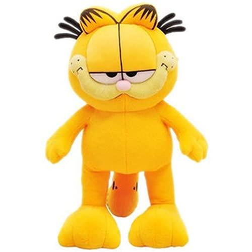 Makfacp Lindo Gato de la Suerte muñeca de Peluche de Juguete café Gato Almohada muñeca de Trapo Regalo de cumpleaños